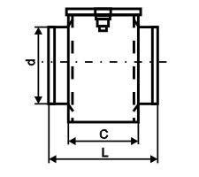 схема панельного фильтра