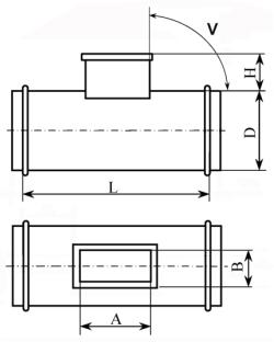 Тройник Тип 2