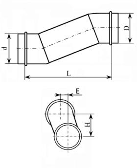 Утка круглая тип 2