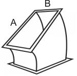 Отводы прямоугольные
